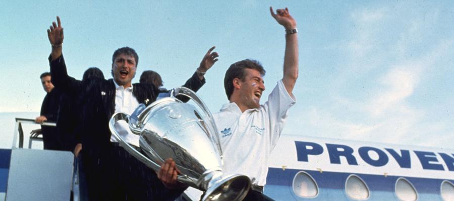[ OM – Milan AC, 1993