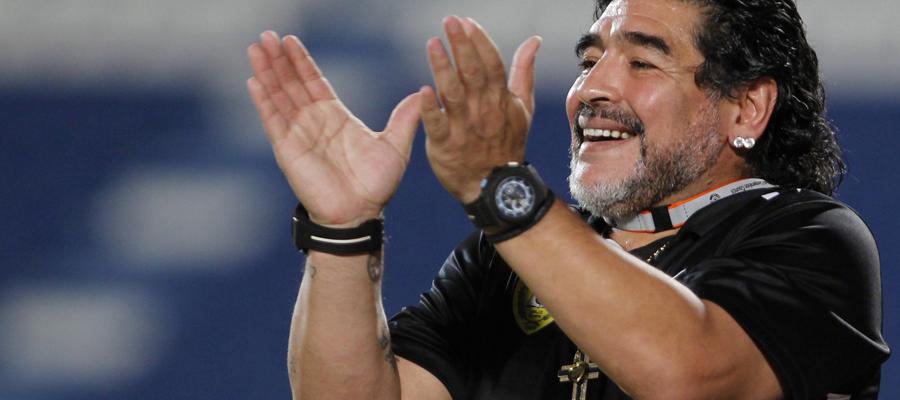 Santa Maradona,